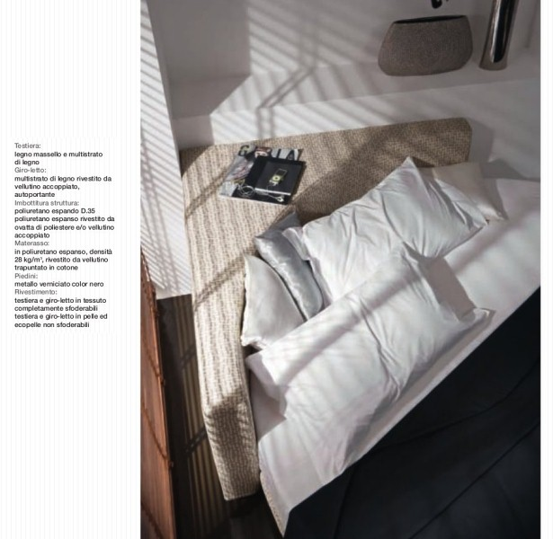 Letto Matrimoniale Angolare Dimensioni ~ idee di design per la casa