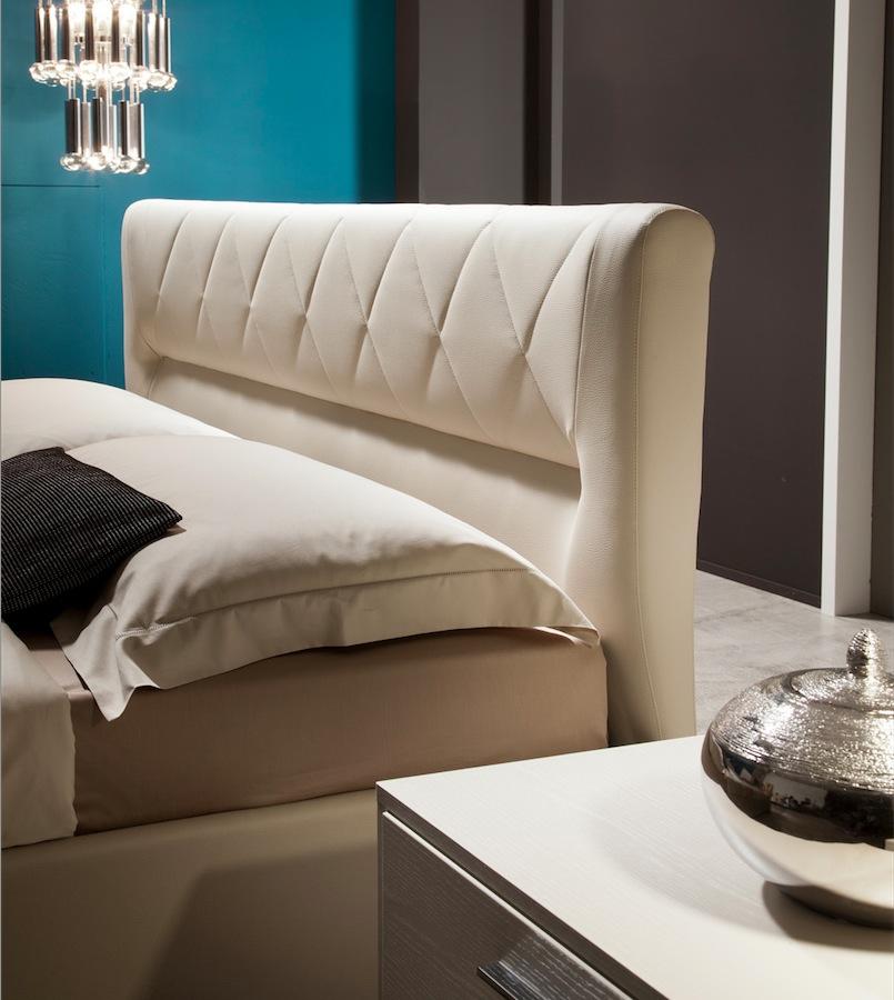 Perfect dimensioni letto queen size letto queen moderno imbottito ecopelle con with letto queen size - Dimensioni letto queen size ...