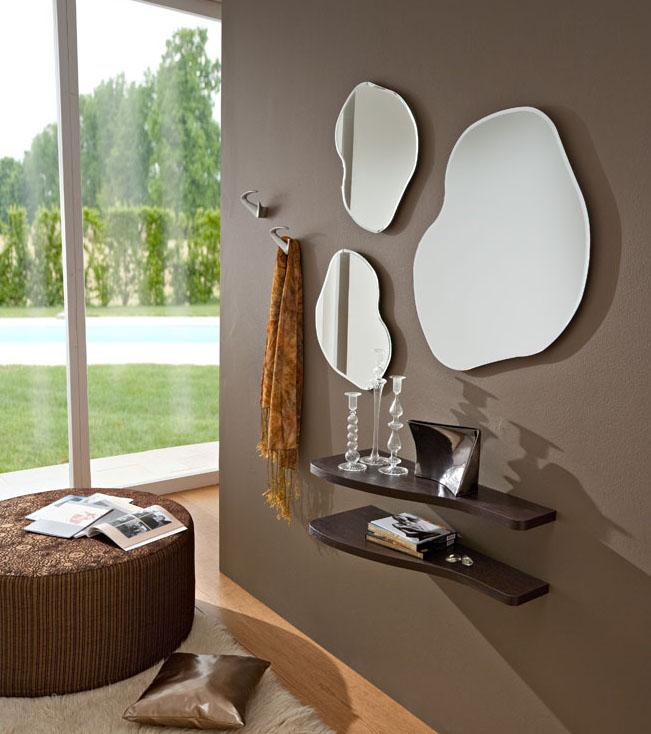 Specchi per ingresso tutte le offerte cascare a fagiolo - Mobili per ingressi moderni ...