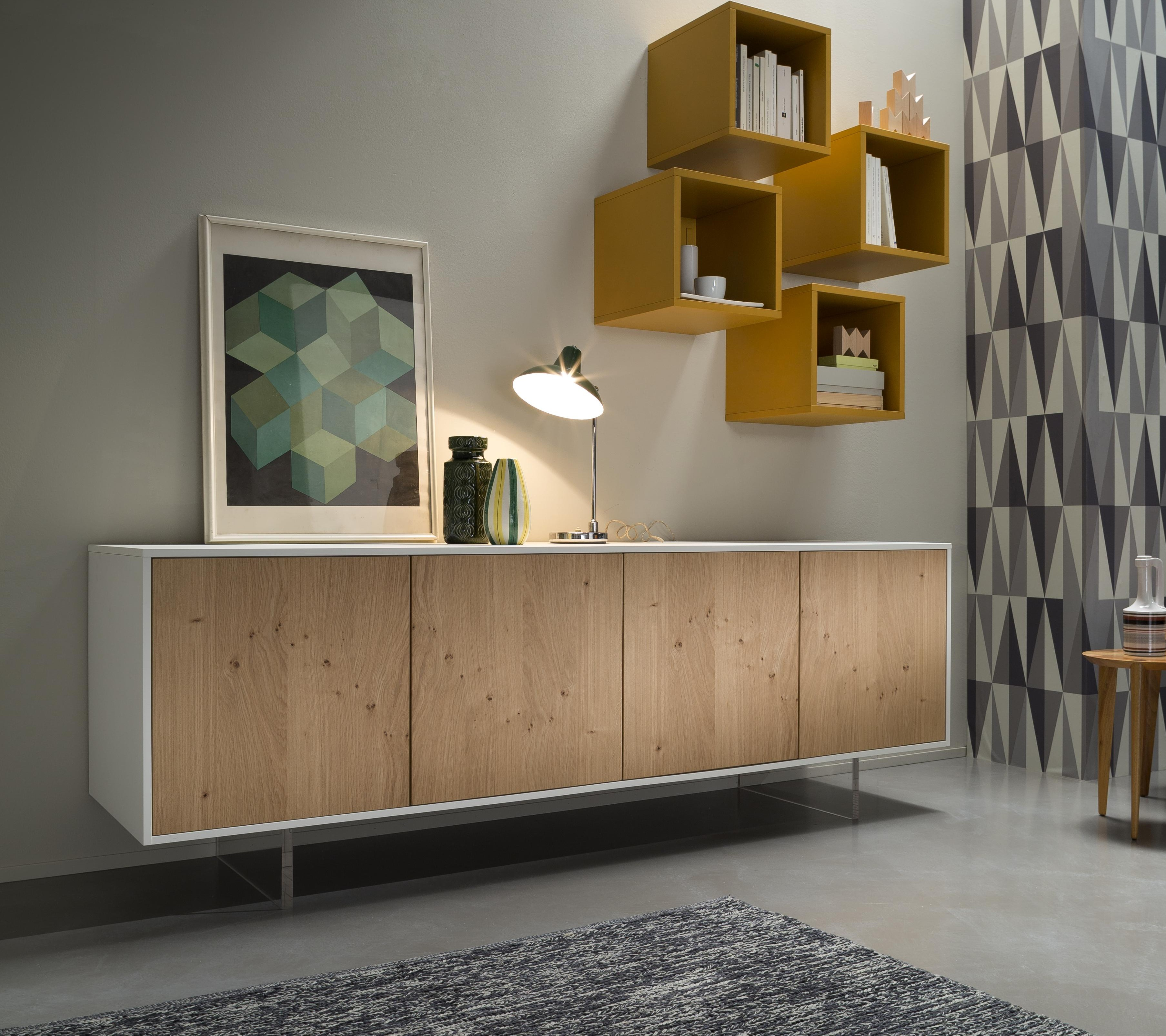 Credenze Soggiorno Moderne: Credenze moderne dark room e ...