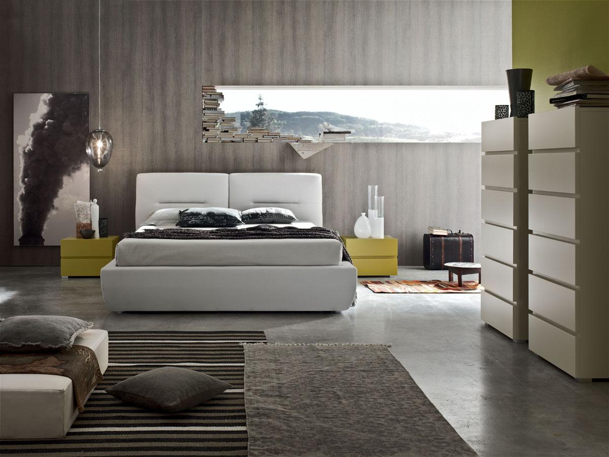 strutture letto matrimoniale offerte idee per il design