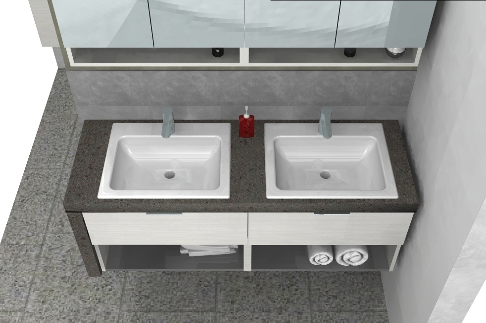 Stunning Lavandino Bagno Doppio Pictures - Skilifts.us - skilifts.us